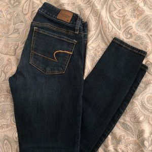AMERICAN EAGLE Women's Skinny Jeans SIZE 0